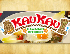 仙台KauKau Hawaiian Kitchen !!